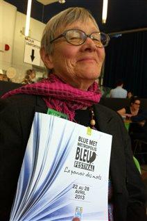 Ginny Stikeman saca, cada año, 5000 dólares de su bolsillo para fomentar el español en Canadá.