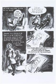 Une planche de l'album Quelques pelures, de Jimmy Beaulieu