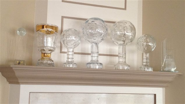 Les globes de cristal de Mikal Kingsbury