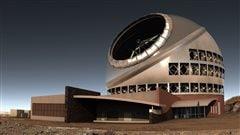 Le projet du plus grand télescope du monde au sommet du volcan hawaïen Mauna Kea