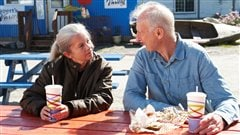 Genevi�ve Bujold et  James Cromwell dans Still mine