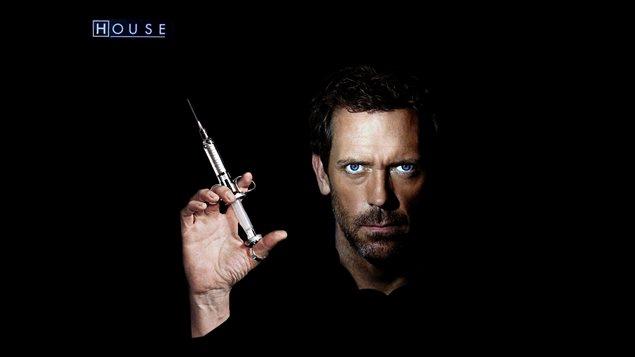 La série <em>House</em>, diffusée sur la réseau Fox