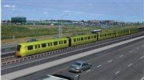 SLR et pont Champlain: l'achalandage gonflé pour favoriser un train?