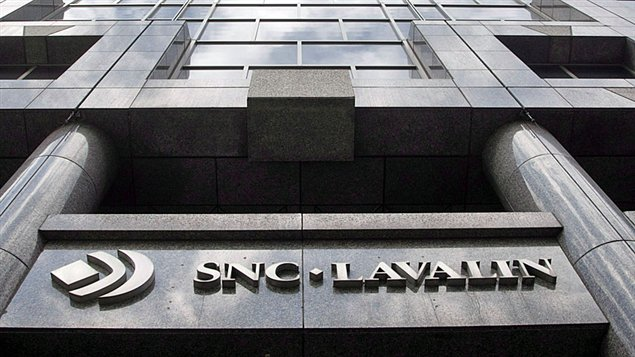 SNC-Lavalin is one of the world's largest engineering and construction firms and is based in Montreal.