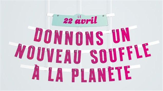 22 avril - Jour de la Terre