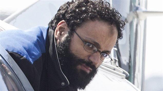 Un des suspect du complot de Via Rail, Chiheb Esseghaier