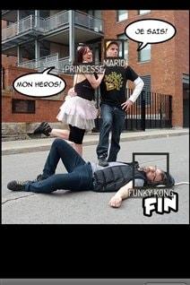 Friendstrip - Fin