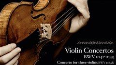 Concertos pour Violons de Bach