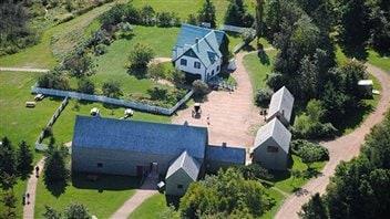 Google street view et la maison d anne aux pignons verts for Anne la maison aux pignons verts livre en ligne