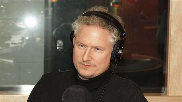 Jean-Hugues Roy | © Radio-Canada / Philippe Couture