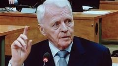 Gilles Cloutier à la la Commission Charbonneau