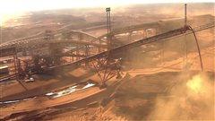 Industrie minière en Australie