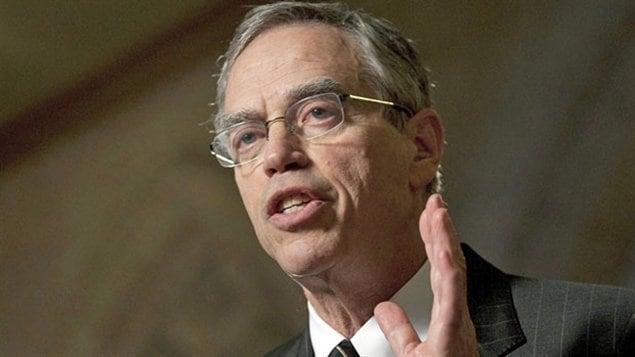 Le ministre des Ressources naturelles du Canada, Joe Oliver.