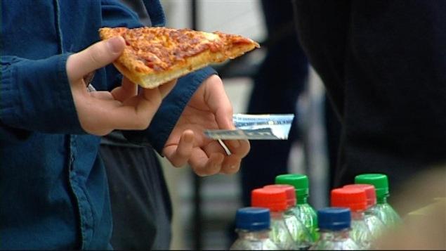 Accès à l'alimentation de piètre qualité dans des quartiers défavorisés