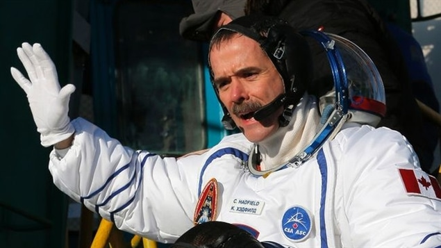 Retour de Chris Hadfield
