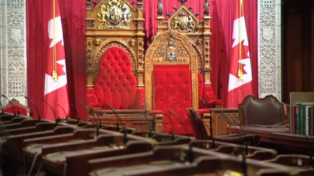 Le Sénat du Canada
