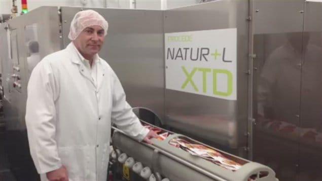 Stéphane Carrier, président, NATUR L XTD
