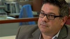 Marc Tremblay, directeur général du Conseil de développement économique de l'Alberta