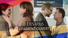 Une publicit du gouvernement qubcois pour lutter contre l'homophobie