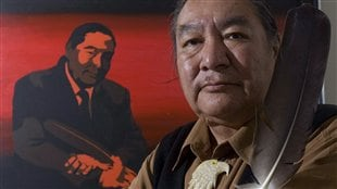 Le corps d&#39;Elijah Harper reposera en chapelle ardente