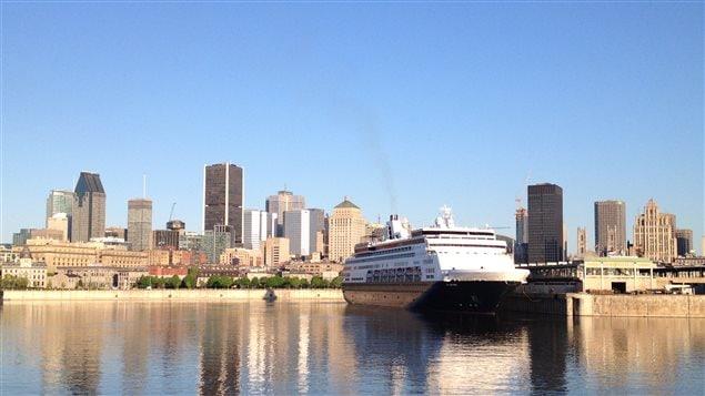 La saison des croisières débute à Montréal