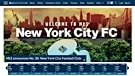 Le New York City FC voit le jour
