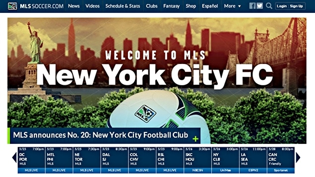 MLS – New York