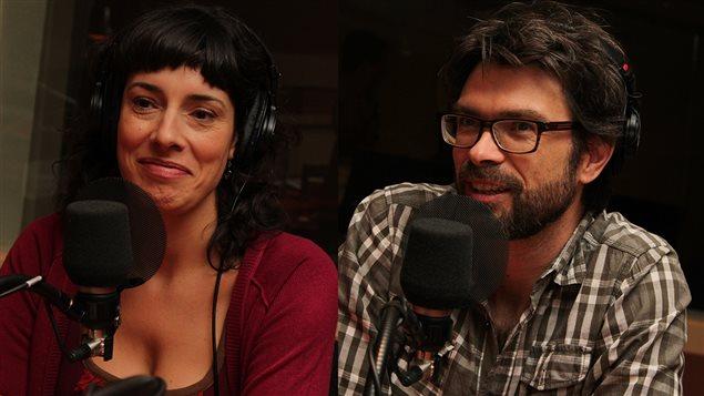 François Archambault et Marie-Hélène Thibault