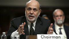 Ben Bernanke, président de la Réserve fédérale américaine