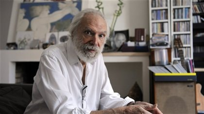 Georges Moustaki en 2008 | Photo : AFP