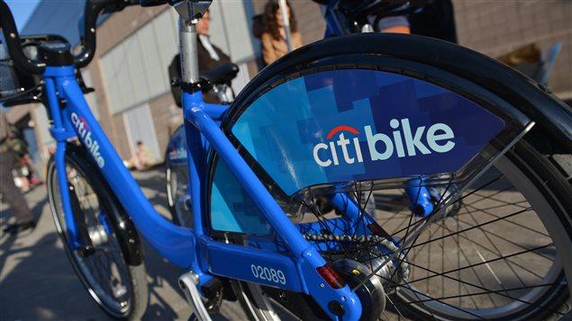 Le Bixi newyorkais, Citi bike.