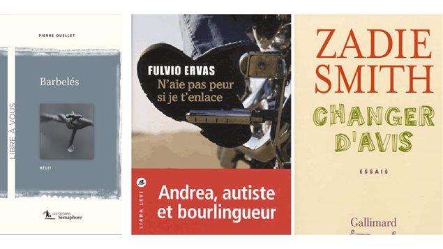 Les livres lus par les collaborateurs de notre club de lecture cette semaine