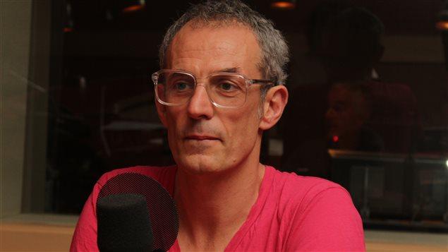 Xavier Le Roy ©Radio-Canada/Marie-Sandrine Auger