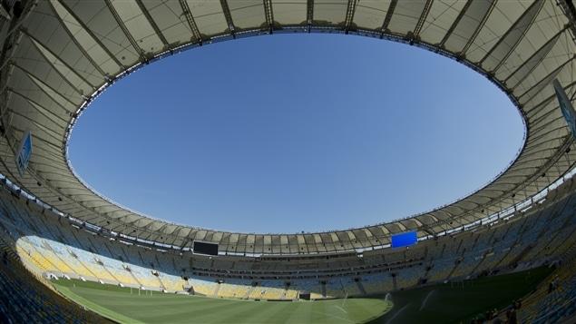 Le stade Maracana