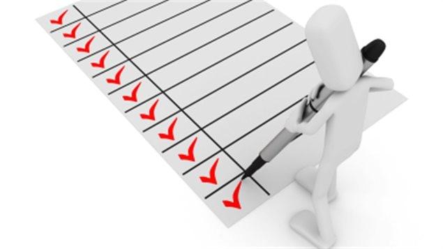 Une liste en cinq temps pour r ussir son d m nagement 10 conseils pour - Reussir son demenagement ...