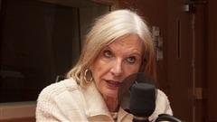 L'ancienne ministre libérale et ancienne présidente du Conseil du trésor, Monique Jérôme-Forget. <i>Photo : Radio-Canada/Olivier Lalande</i>