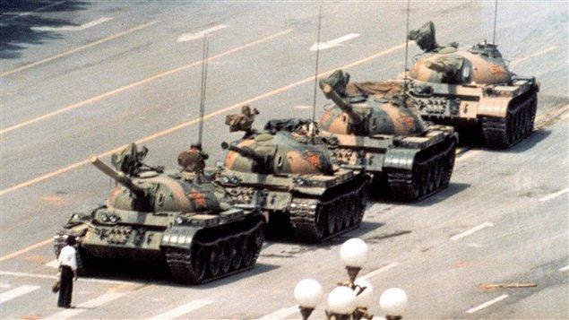 La Masacre de la Plaza Tiananmen, 1989.