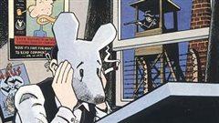 Une image tirée de <em>Maus</em>, d'Art Spiegelman