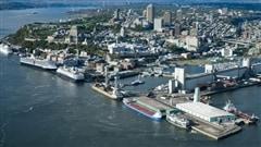 La stratégie en développement durable du Port de Québec