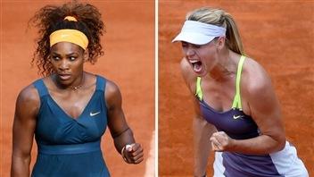 Est-ce que Sharapova peut battre Williams?