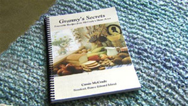 Un livre de recettes bien particulier