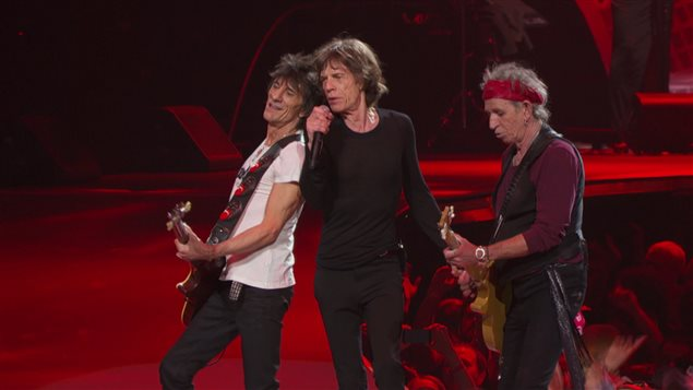 Les Rolling Stones en spectacle (archives)