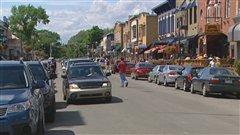 Des commerçants de la rue Maguire plaident en faveur d'un « projet équilibré. »