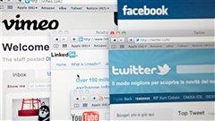 Des sites de médias sociaux
