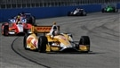 Hunter-Reay enchaîne à Milwaukee
