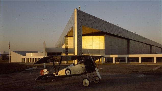 Le Musée de l'aviation et de l'espace du Canada
