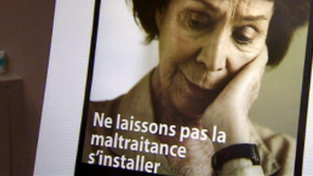 Lutte contre la maltraitance envers les personnes âgées