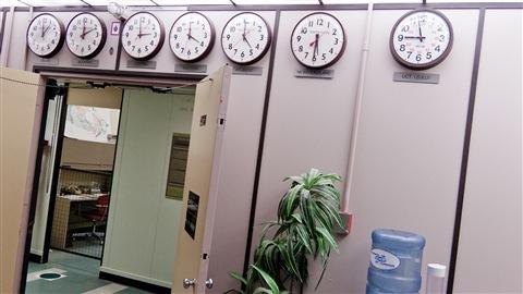 L'heure selon les nombreux fuseaux horaires canadiens | Christian Côté/Radio-Canada