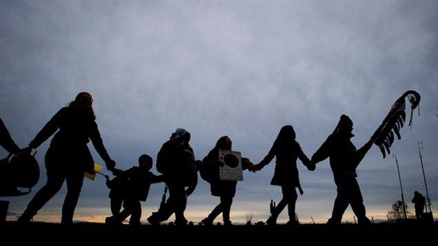 Pauvreté endémique chez les enfants des Premières Nations au Canada