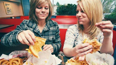 L'offre alimentaire est défaillante dans de nombreuses écoles au Canada.